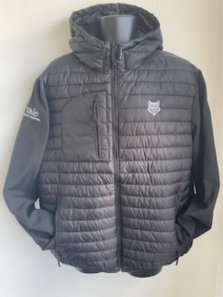Ladies Crossover Hooded Jacket