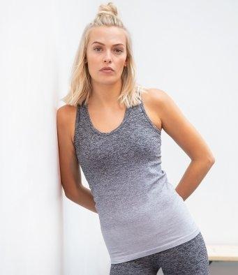 Seamless Ladies Gym Vest