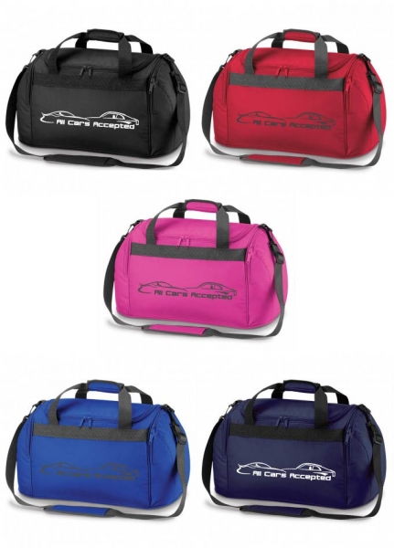 All Cars Accepted Freestyle Holdall
