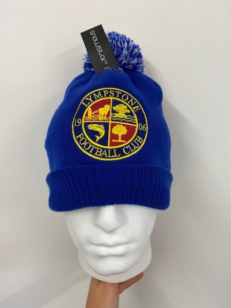 Lympstone Football Club Beanie