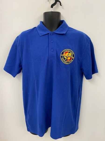 Lympstone Football Club Polo Shirt