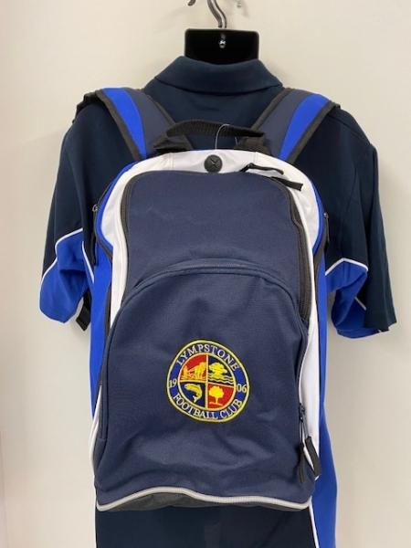 Lympstone Football Club Back Pack