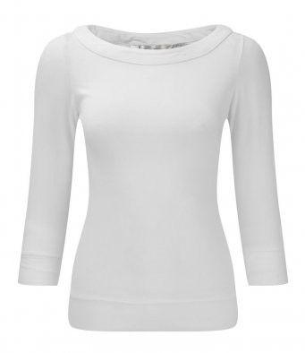 Bourne 55 Ladies 3/4 Sleeve Stretch Top