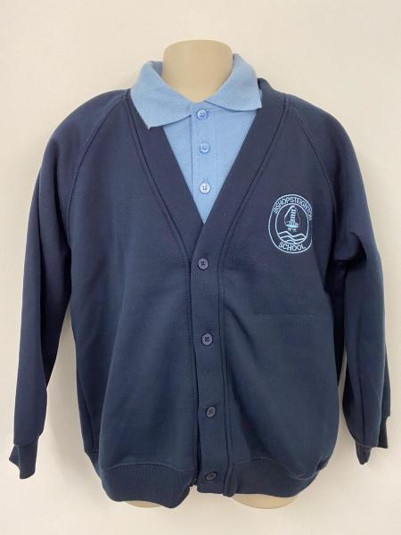 Bishopsteignton School Cardigan