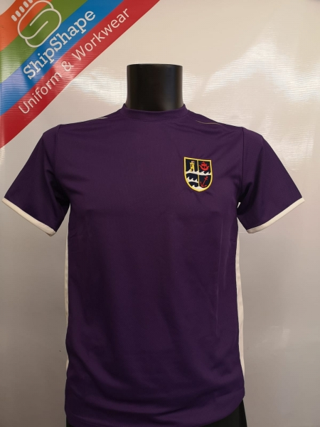 Exmouth College PE T-Shirt