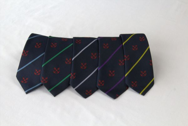 Exmouth College Tie