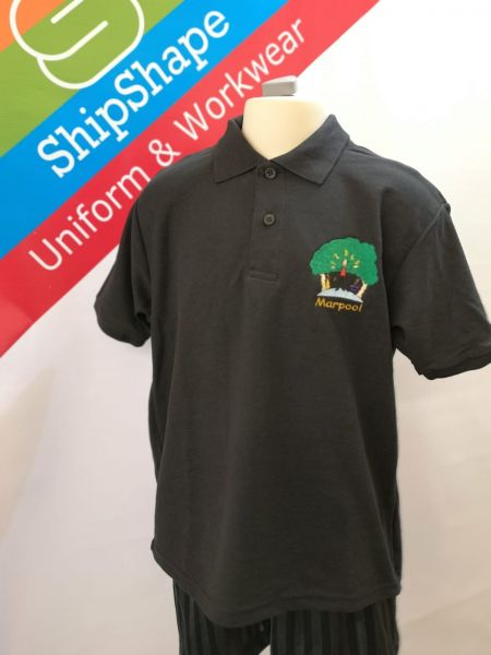 Marpool PE Polo Shirt