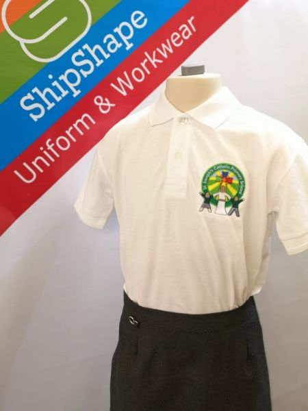 St Josephs Polo Shirt