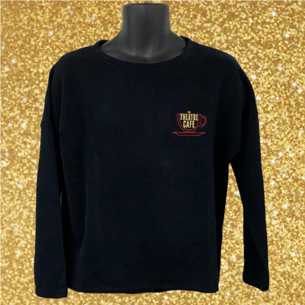 Theatre Cafe Ladies Sweatshirt
