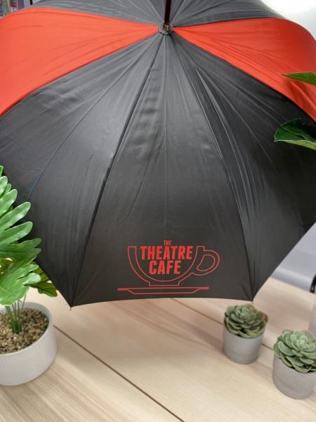 Theatre Cafe Umbrella